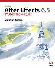 USED (VG) Adobe After Effects 6.5 Studio Techniques by Mark Christiansen