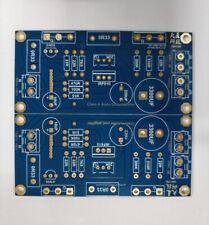HIFI IRFP240 Field Effect Tube Class A FET MOS Power Amplifier PCB 10W *2 Amp