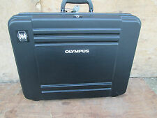 OLYMPUS  -  CARRY CASE - MADE IN JAPAN - WITH TWO KEYS - NEVER USED .....