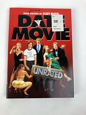 Date Movie (DVD, 2006, Unrated Widescreen) Julia Jones - Fast Free Shipping