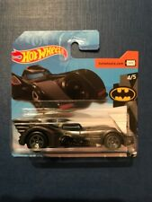 HOT WHEELS - BATMAN - BATMOBILE - DIE-CAST