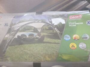 Coleman 4.5m x 4.5m Event Shelter Deluxe XL Outdoor Shelter
