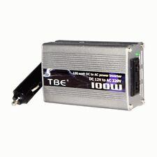 INVERTER 100W 12V 220V TRASFORMATORE AUTO CAMPER CAMPEGGI BARCA PC NOTEBOOK