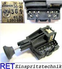 Schalter Lichtschalter KIRSTEN 1380680 BMW 320 i E 30 original