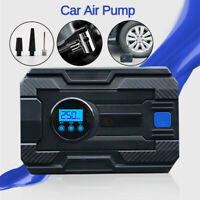 Portable 150PSI Car Air Compressor Digital Smart Tire Inflator Pump DC12V LED