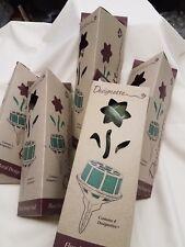 Lot of 5 Syndicate Sales Designette, Aquafoam Floral Design Craft
