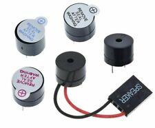 10 Pcs/Lot Sound Module Plug Speaker Constant Active Passive Buzzer Beep Tone