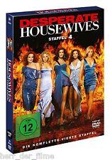 DESPERATE HOUSEWIVES, Staffel 4 (5 DVDs) NEU+OVP