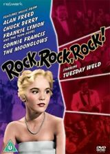 ROCK ROCK ROCK (1956). Connie Francis, Chuck Berry. New sealed DVD.