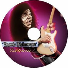 YNGWIE MALMSTEEN BASS & GUITAR TAB TABLATURE CD BEST MUSIC LESSONS SONG ROCK