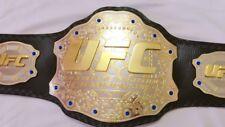 UFC Ultimat Fighting Champion leather Wrestling Belt replica
