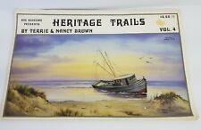 Susan Scheewe Heritage Trails Book By Terrie & Nancy Brown Oil Painting Vol.4