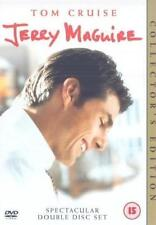 JERRY MAGUIRE 2 DISC COLLECTORS EDITN TOM CRUISE CUBA GOODING JR SONY UK DVD NEW