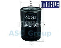 Genuine MAHLE Replacement Screw-on Engine Oil Filter OC 264 OC264