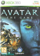 James Cameron's Avatar Microsoft Xbox 360 12+ Action Game