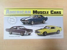 Danbury Mint Reservation Application American Muscle Cars