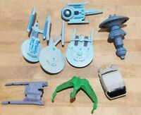 Galoob Micro Machines Star Trek The Movies TMP Set Lot 8 Ships
