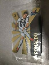Topps Ronaldo Crystal Cards Limited Edition 2019 Champions League CR7 Juventus