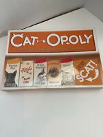 Catopoly Cat Opoly Monopoly Board Game~Brand New~Sealed-Mfg by Late For The Sky