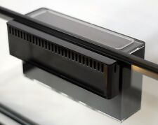 800 gph LOW PROFILE Overflow Box with REMOVABLE WEIR aquarium surface skimmer