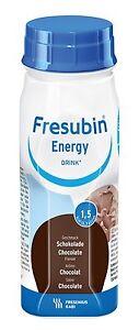 FRESUBIN Energy Drink Schokolade 24x200ml