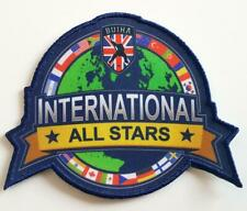 More details for your logo, printed patch, personalised business name, patch, custom emroidery