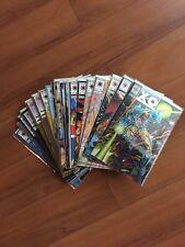 Valiant Comics Lot X-O, Bloodshot, Ninjak, Etc