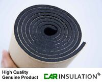 2m Car Insulation 6mm Sound Proofing Deadening Van Closed Cell Foam Mat Acoustic
