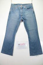 Levi's 516 Bootcut (Cod. M1465)tg50 W36 L36 jeans ACCORCIATO usato vintage zampa