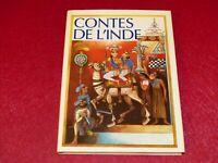 CONTES DE L'INDE Beau Livre Illustré VLADIMIR TESAR Grund 1977 Vladimir MILTNER