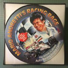 Mario Andretti Racing Rage Board Game. NEW SEALED