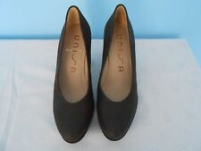 BRAND NEW STUNNING WOMAN'S BROWN UNISA SHOES SIZE UK 3 EUR 35