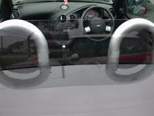 Ford StreetKa Street KA Wind Deflector Tinted