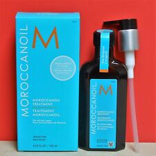 -125ml- MOROCCANOIL HAIR TREATMENT 125ml / 4.23oz NIB & WITH PUMP! MOROCCAN OIL