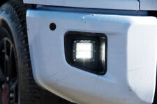 Genuine Toyota 2019 & UP Tundra Rigid Industries LED Fog lights W/bezels TRD PRO