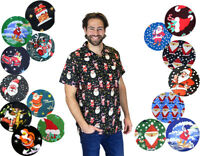 Funky Hawaiian Shirt Christmas Different Designs Different Colors