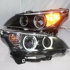 2003-2007 Year E60 523i 525i 530i LED Front Lights For Original car with D2S HID