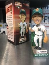 Fresno Grizzlies Tim Lincecum Bobble Head Sga New In Box See Pics
