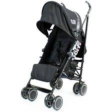 Boys Girls Black Lightweight Single Stroller Buggy Rain Cover Pushchair