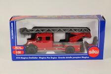 Siku SK4114 Diecast Magirus Fire Engine, 1:50 Scale.