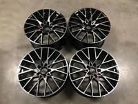 "20"" 788M Style Alloy Wheels Gloss Black Machined BMW G30 G31 5 Series 5x112"