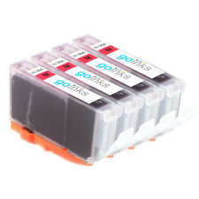 4 Magenta Ink Cartridges for HP Deskjet 3070A, 3520 & Officejet 4610, 4620, 4622