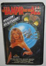DER VAMPIR AUS DEM ALL VHS mit Traci Lords – sexy Horror-Kult-Film Gothic