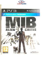 Men In Black Alien Crisis PS3 Playstation Nuevo Precintado Sealed New PAL/SPA