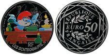 2020 France 50 Euros Grand Schtroumpf / Papa Smurf - PCGS MS70