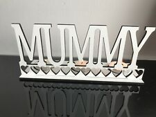 Personalised Any Name// Wording Wrought Iron T-light Candle Holder G VAC-204R2CH