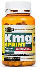 Magnesio e Potassio 100 compresse  Stanchezza Energetico Minerali Crampi