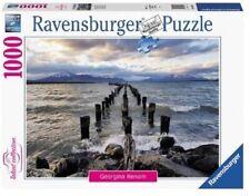 Puzzle 1000 Pezzi Puerto Natales, Cile Ravensburger 16199