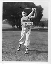 WILLIAM HAINES gay interest EARLY GOLF GOLFING CANDID Photo VINTAGE ORIGINAL