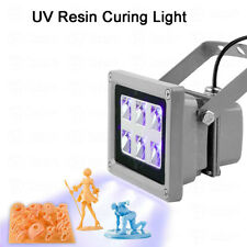 LED UV Resin Curing Light Lamp for SLA  DLP 3D Printer Solidify Photosensitive